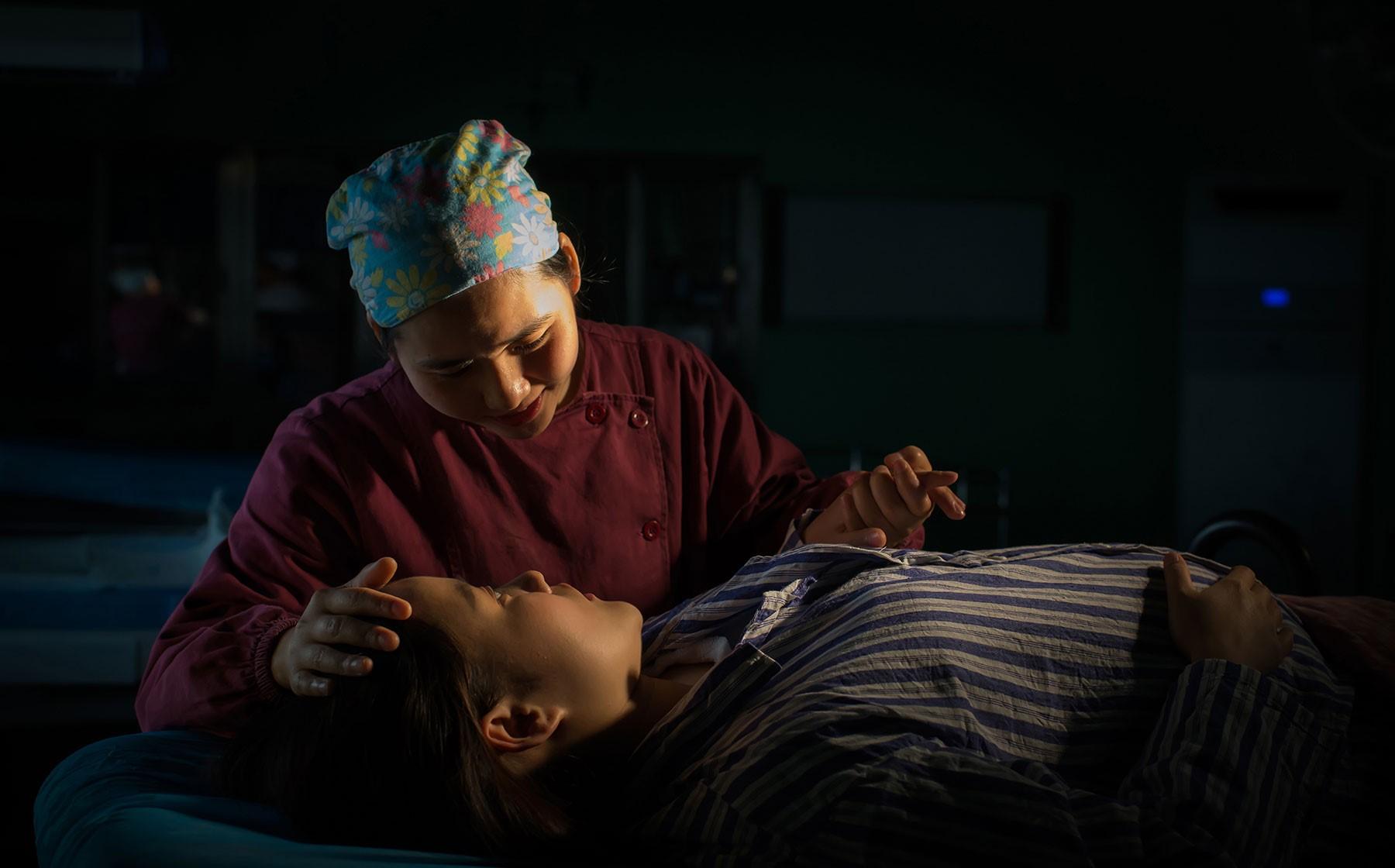 江西省九江市武宁县人民医院输血科-邓京丽-《呵护》